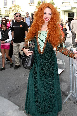 Costume Contest - Princess Merida