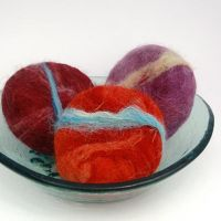 Sandy Klein felted soaps